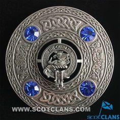 Graham Clan Crest Pl