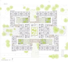 Gallery of c f m ller wins vendsyssel hospital - Maison pg architekten wannenmacher moller ...