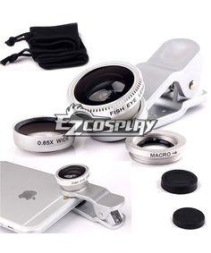 Universal 3 In1 Camera Fish Eye Wide Angle Macro Lense For Mobile Phone Lens Clip Set  Universal 3 In1 Camera Fish Eye Wide Angle Macro Lense For Mobile Phone Lens Clip Set  http://www.shareasale.com/m-pr.cfm?merchantID=38080&userID=1079412&productID=605968367  #cosplay