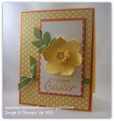 Be Creative With Nicole: Monday Lunchtime Sketch ChallengeTSSC255  Secret Garden Bundle and Polka Dot Parade DSP