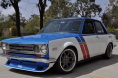 1972 Datsun 510 BRE