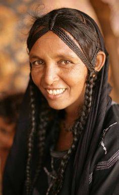 Africa | Tuareg woman.  Niger | Photographer unknown, via BP News