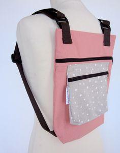 Mochila / backpack. Referencia: Fly Dots. http://esperantart.com/tienda/mochilas/