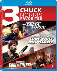 Chuck Norris Favorites (Blu-ray) Temporary cover art