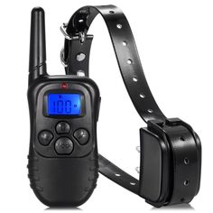 Anpro 330 Yards Rechargeable Remote Dog Training Collar with Beep, Vibration and Shock for 15 to 100 lbs Breed Dog Vibration/Shock Electronic Electric Collar Electronic Dog Collars, Best Dog Training, Buy Pets, Aggressive Dog, Training Collar, Dog Pin, Service Dogs, Best Dogs, Dog Breeds