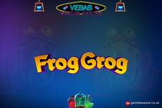 Magical potions are prepared somewhere in the dark attic. #Play Frog Grog #slots at Vegas Mobile Casino. Join now