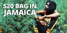 What a $20 Bag of Weed Looks Like in Jamaica