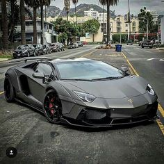 Lamborghini Aventador by Liberty Walk. .