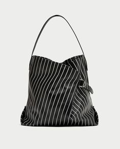 Discover the new ZARA collection online. Marc Jacobs Handbag, Latest Bags, Bags 2017, Zara Bags, Big Bags, Women's Bags, Beautiful Bags, Bag Sale, Leather Handbags