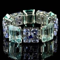 Aquamarine & Sapphire