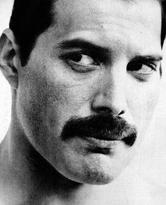 Freddie Mercury. Lead singer of Queen, died November 24, 1991. In my opinion…