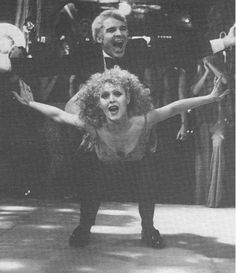 The Jerk. Steve Martin & Bernadette Peters