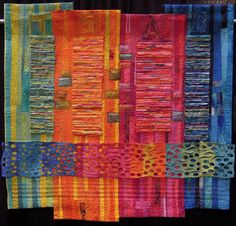 art quilts New York guild - Google Search