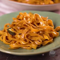 Recipe of the Day: Pumpkin Pasta Think outside the can. Smooth pumpkin puree is also great for making homemade pasta. Flour, pumpkin and a food processor, and you've got noodles! Top your finished dishes with toasted pumpkin seeds for the ultimate seasonal boost.