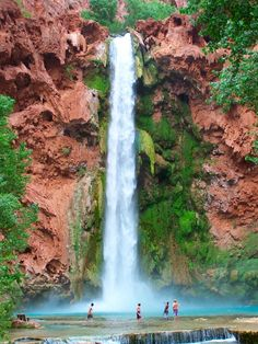 A Complete Guide to Havasupai Falls