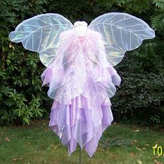 Enchanted Hearth Designs Magical Faerie Wings by EnchantedHearth
