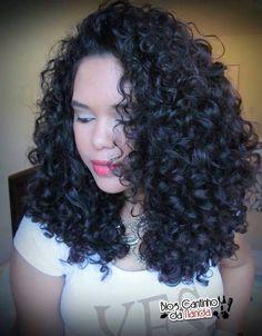 """cabelo da Nanda Chaves"" BEAUTIFUL HAIR!"