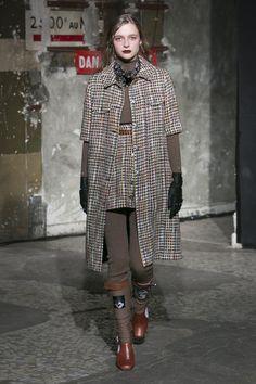 Look 5 FW1617  #neithnyer #hauntedseason #fashion #theonetowatch
