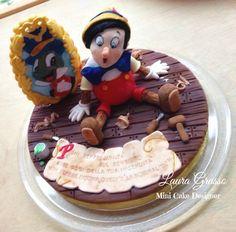 Pinocchio topper for Manuela ...