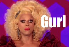 Funny Profile Pictures, Funny Reaction Pictures, Meme Pictures, Drag Queen Meme, Rupaul Drag Queen, Response Memes, Look Girl, Races Fashion, Meme Faces