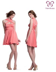 Infinity dress tutorials- with a bit more coverage up top, these styles could be adorable!