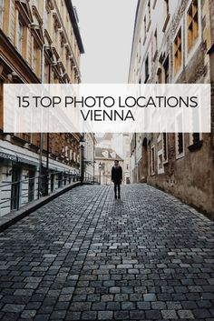 Vienna is one of the most photogenic cities in the world so it's impossible not to be snap-happy all the time. Every place is worth getting your camera out for which makes it difficult to prioritize what to take a photo of. These are the best photo locations in Vienna that will make jaw drops and induce envy into all fellow Vienna lovers #vienna #viennaphotography #viennavacations