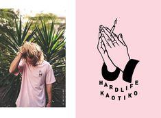 www.kaotikobcn.com Made in Barcelona #kaotikobcn #clothing #boy #girl #lookbook #cigarrete #pink