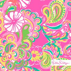 Lilly Pulitzer print : Double Trouble