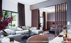 New Kitchen Interior, Living Room Sofa Design, Living Rooms, Master Bedroom Interior, Architecture Design, Interior Design, Behance, Modern, Furniture