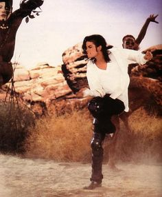 Michael Jackson, Black and White Video