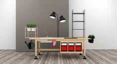 Testa di Legno Ikea hack