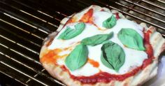 Summer Wine & Grilling Hack – Pizza On The Grill