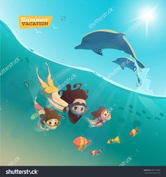Find Family Swimming Ocean stock images in HD and millions of other royalty-free stock photos, illustrations and vectors in the Shutterstock collection. Thousands of new, high-quality pictures added every day. Family Illustration, Book Illustrations, Underwater World, Free Vector Art, Image Now, Diving, Royalty Free Stock Photos, Swimming, Pictures