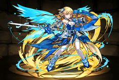 puzzle and dragons water wizard sharon