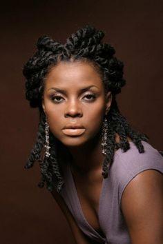 Gorgeous dreadlocks for African American women
