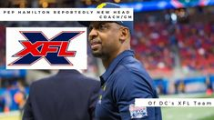 Pep Hamilton has reportedly left Michigan Football's Coaching Staff earlier this week as The Assistant Head Coach Of The Wolverines and is back in the world . Xfl Teams, Vince Mcmahon, Football S, Professional Football, Ann Arbor, Super Bowl, Hamilton, Michigan, Coaching