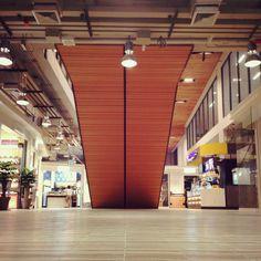 Under Stairs. #OBA #architecture