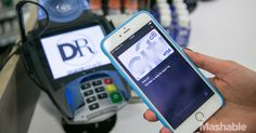 Apple's vision of electronic payments is convenient, fast and reliable. Apple Pay is for real. Have you tested it yet? Ios 8, Iphone6, Mac, Gadgets, Apple, Apple Fruit, Gadget, Apples, Poppy