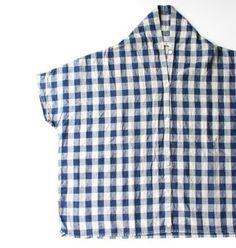 Sewing Clothes, Diy Clothes, Kimono Fabric, Minimal Fashion, Japanese Fashion, Refashion, Clothing Patterns, Dressmaking, Shirt Style