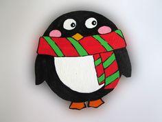 Imãs de geladeira / Magnets - Pinguim 15