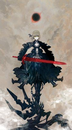 Saber Alter | Fate/stay night #anime