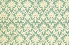 Rustic,retro,vintage,beige,green,geometric,pattern,modern,trendy,damask,floral