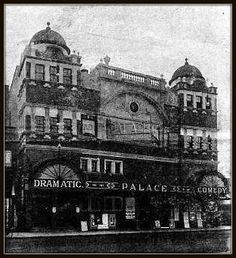 The Good Old Palace Theatre . Local Studies, Leigh On Sea, Travel Humor, Old London, Places Of Interest, Good Old, Time Travel, The Magicians, Detective