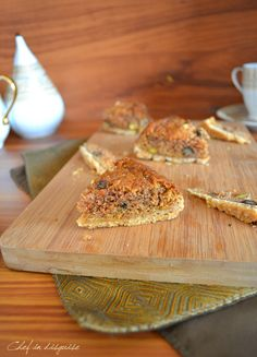The Daring Bakers' April 2012 challenge, hosted by Jason at Daily Candor, were two Armenian standards: nazook and nutmeg cake. Nazook is a layered yeasted dough pastry with a sweet filling, and nut...