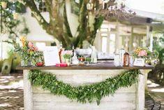 An Intimate Hawaiian Wedding