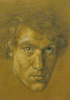 Austin Osman Spare, the overlooked figurative british artist. Check out the video as well.