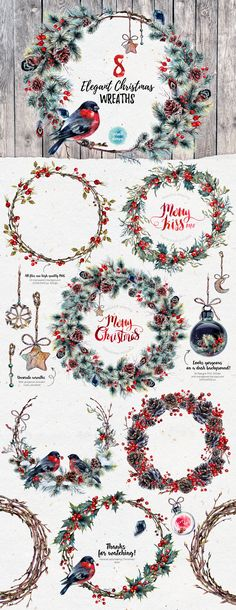 'Tis the bundle to be jolly! Our long-awaited Christmas Wonderland Bundle is finally here, and it is our BIGGEST Christmas collection yet!! Jam-packed with over 3000 elements, wreaths, lettering, gift tags, cards, patterns & a lot more from 32 unique graphics packs — it's the only bundle you need this festive season! Grab this bundle now for ONLY $25, that's a massive savings of 95% off the regular price!! As with all bundles sold on TheHungryJPEG.com, our Complete License com...
