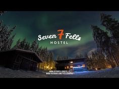 Welcome to 7 Fells Hostel - YouTube  Our new video filmed in Ylläs, Lapland, Finland.