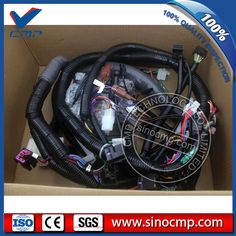 0001302 Excavator Internal Inner Wiring Harness for Hitachi EX400-3
