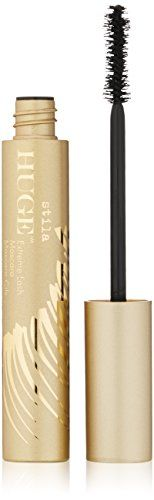 This Stila mascara features a custom blend of soft, flexible waxes that build volume with no clumping!